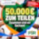 50.000 Euro zum Teilen mit Radio PSR und den VR Banken - alle Größen